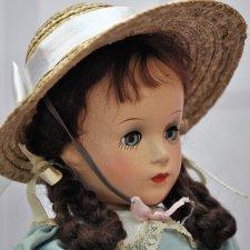Куклы, способные изменить детское мышление к лучшему. Madam Alexander