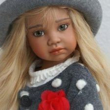 Новые малышки от Angela Sutter. Зимняя коллекция