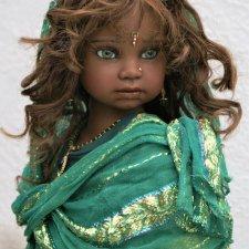 Новые куклы Angela Sutter