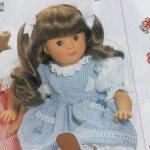 Кукла компании Gotz, Германия, 1990 год, 47 см.