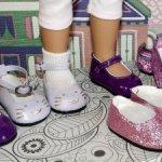 Обувь для кукол Kidz'n'Cats и подобным