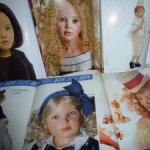 Глянцевые каталоги кукол Hildegard Gunzel 2009-2015 гг