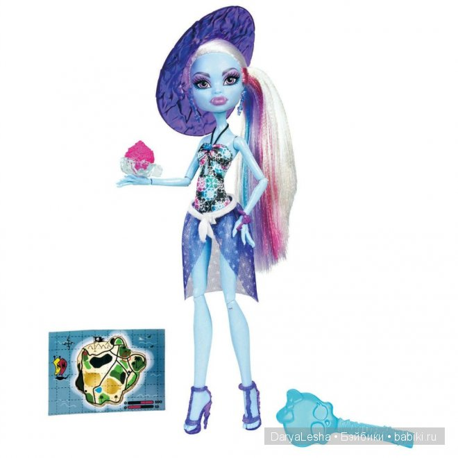 ba7336691d58 Всё о куклах Monster High - Эбби Боминейбл, Abbey Bominable   Куклы ...