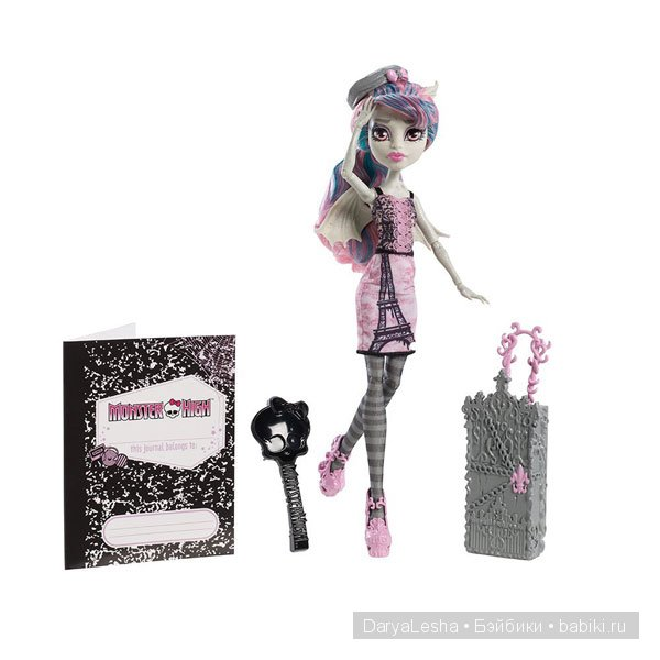 Monster High - Рошель Гойл (Rochelle Goyle)