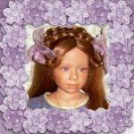 Мой нежный цветочек Samantha от Pamela Erff