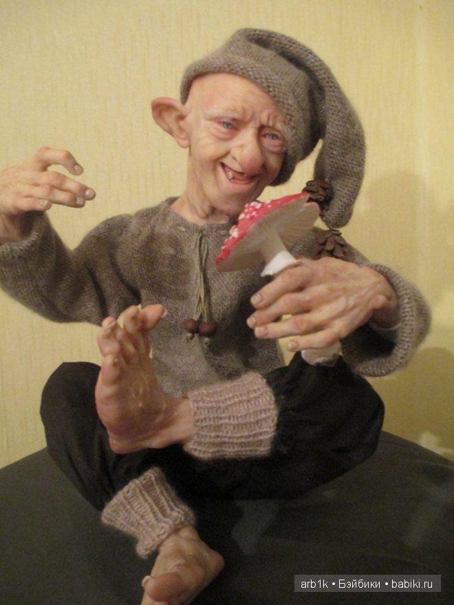 Авторские куклы Татьяны Катрушовой