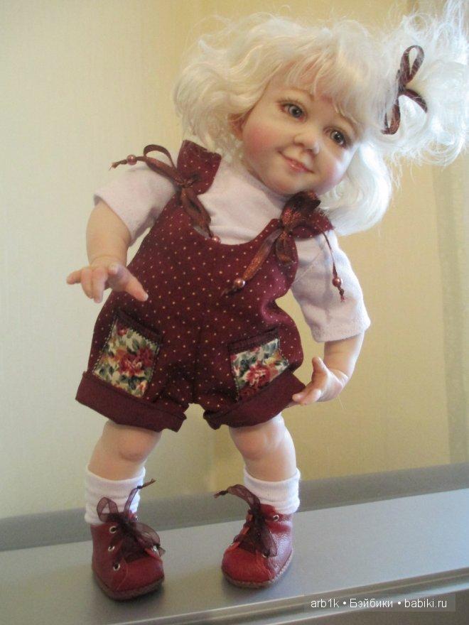 Кейт. Авторская кукла Катрушовой Татьяны
