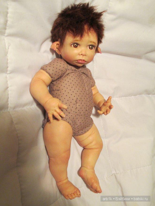Кукла ребенок своими руками 443