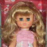 Кукла Оля со звуковым устройством