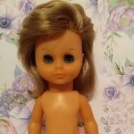 Куколка ГДР 32 см