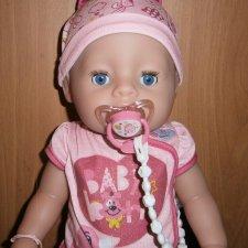 Кукла Zapf Creation Baby Born soft Touch ( нежные объятия). Цена снижена.