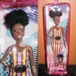 Кукла Афроамериканка с Витилиго №135.