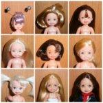 Куколки Келли.