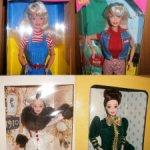 Куклы Barbie 90х. NRFB.