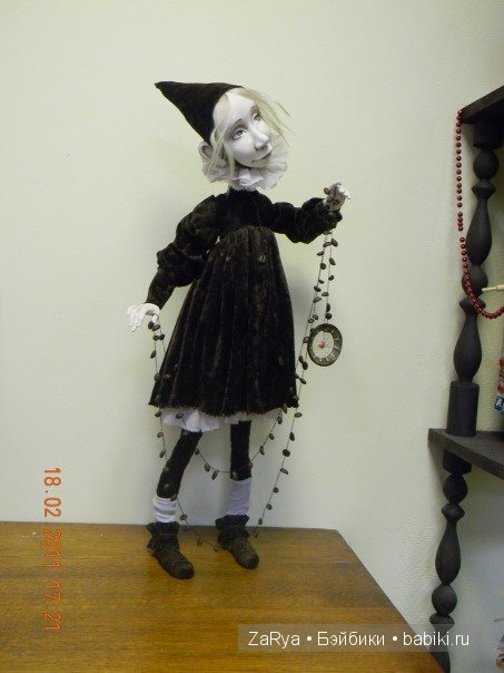 Нежные куклы Оксаны Скорняковой