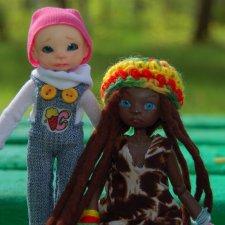 Ужасы, которые случались с моими куклами