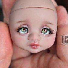 Мои куклы с разными мейками