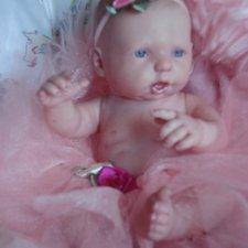 Маленькая принцесска. Отреборнёный пупсик