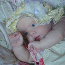 Кукла реборн Алёнка, продолжение. Много фото