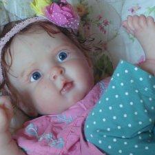 Кукла реборн Джоси. Продолжение и много фото