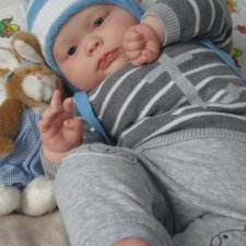 Малыш Арсений. Молд Джозеф проснулся. В работе