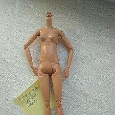 Тело Милли BMR