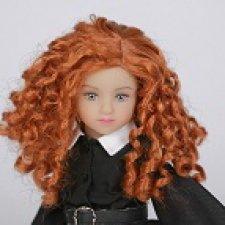 """Совместная закупка. Новая 13"""" куклa от Maru & friends - очаровательная ведьма к Хеллувину Fire Witch"""