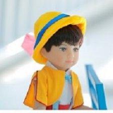 "Совместная закупка. Новая 13"" куклa от Maru & friends - Буратино - Pinocchico, Limited  Edition"