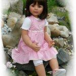 Куплю куколку от Monika Peter- Leicht  ростом до 90 см.