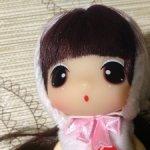Супер - милая малышка Ddung , 11см сплошного очарования