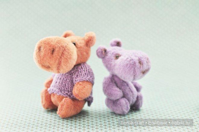 Игрушки своими руками, автор Корчагина Вера (home-craft)