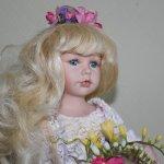 Знакомство. Моя фарфоровая куколка от Angel Collection