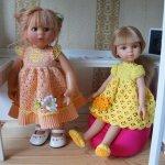 Октябрь урожайный или пополнение в кукольном семействе