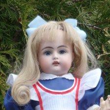 Антикварная кукла K&R 192