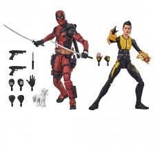 Фигурки Deadpool, Железный человек, человек паук