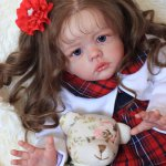 Моя кукла реборн Вилма