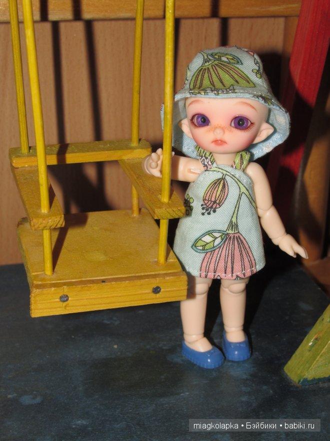 Моя Дюймовочка. Авторская одежда от Nicole