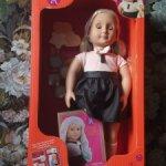 Кукла Аmya  Our