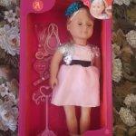 Кукла Анна  Our