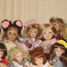 По следам конкурса, моя кукольная семья