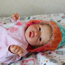 Моя маленькая девочка из молда Саския