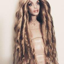 Продам парик для кукол от Маргариты Кутуевой