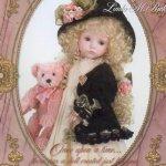 Фарфоровые куклы от Линды Рик