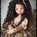 """Новая кукла """"Jia"""" от Ким Арнольд"""