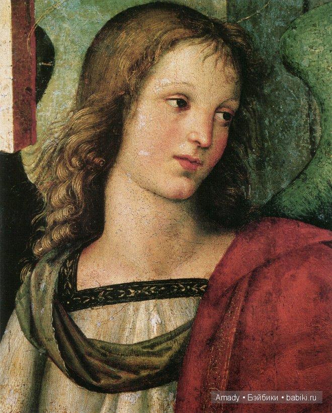 Рафаэль Санти Картины фрески биография Raffaello Santi