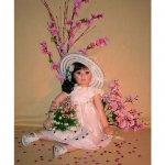 "Цветок сакуры. По следам конкурса ""Кукла со шляпкой"""