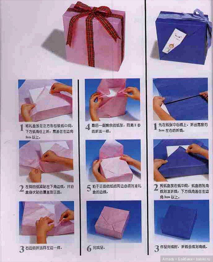 как упаковать подарок в подарочную бумагу фото диапазон цен интимные