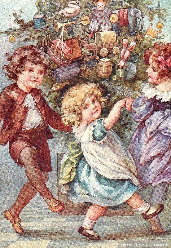 Открытка для, старые открытки антиквариат
