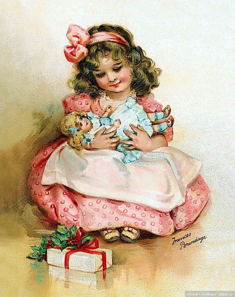 Старинная открытка магазин, день доброты открытками