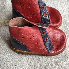 Кожаные ботинки для кукол (мишек)